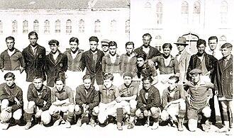 1924–25 Istanbul Football League - Istanbul League - Galatasaray SK 1924-25 Champion
