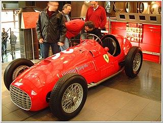 Ferrari 375 F1