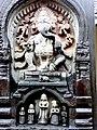 Ganapathi & Keladi Chennamma Statue.jpg