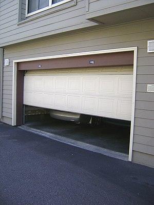 Garage door - Sectional garage door