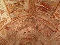 Gargilesse-Dampierre (36) Église Saint-Laurent et Notre-Dame Crypte Fresques 01.JPG