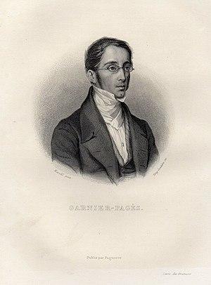 Étienne Joseph Louis Garnier-Pagès - Étienne Joseph Louis Garnier-Pagès