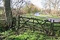 Gate at Benniworth Haven - geograph.org.uk - 619208.jpg