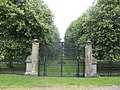 Gates at the south of Etal Manor estate - geograph.org.uk - 503443.jpg