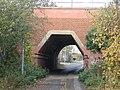 Gateway to Winklebury - geograph.org.uk - 609628.jpg