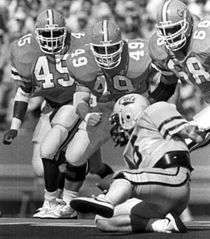 1988 Florida Gators football team - Image: Gators Montana State