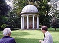 Gazebo in the grounds of Bushy House - geograph.org.uk - 362766.jpg