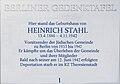 Gedenktafel Alt-Rudow 41 (Rudow) Heinrich Stahl.jpg