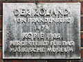 Gedenktafel Wallstr 54 (Mitte) Roland von Brandenburg.jpg