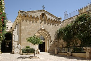 Church of the Flagellation Roman Catholic church and Christian pilgrimage site located in the Muslim Quarter of the Old City of Jerusalem