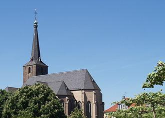 Geldern - St. Mary Magdalene church