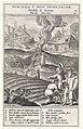 Gelijkenis van het onkruid tussen het graan Dominica V. Post Epiphaniam (titel op object), RP-P-OB-67.168.jpg