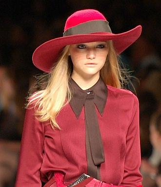 Gemma Ward - Ward modeling in San Francisco, 15 March 2007
