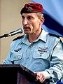 Gen. Amir Baram, in a ceremony June 2017.jpg