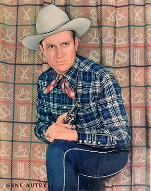 Gene Autry - Gene Autry in 1942