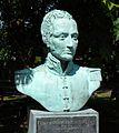 General Daniel Florence O'Leary 1801-1854, bust.JPG