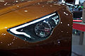 Geneva MotorShow 2013 - Exagon motors Furtive-eGT front light.jpg