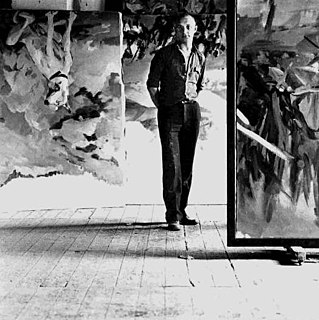 Georg Baselitz German artist