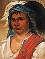 George Catlin - Hard Hickory, an Amiable Man - 1985.66.266 - Smithsonian American Art Museum.jpg