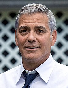 The 58-year old son of father Nick Clooney and mother Nina Warren Clooney George Clooney in 2019 photo. George Clooney earned a  million dollar salary - leaving the net worth at 180 million in 2019