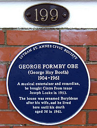 George Formby - Wikipedia