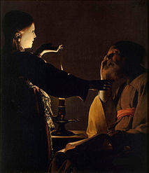 The Apparition of the Angel to St. Joseph