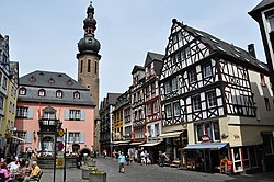 Germany (9), Rhineland-Palatinate, Cochem, Markt.JPG