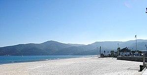 Playa de Getares - Image: Getares