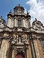 Gevel van de Sint-Jan Baptist ten Begijnhofkerk Brussel.jpg