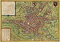 Ghent, Belgium, Braun & Hogenberg, 1572-1624.jpg