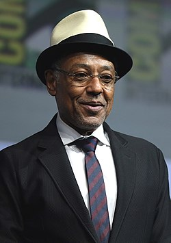 Giancarlo Esposito vuoden 2018 San Diego Comic-Con Internationalissa