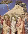 Giotto di Bondone - No. 25 Scenes from the Life of Christ - 9. Raising of Lazarus (detail) - WGA09205.jpg