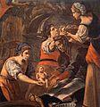 Giovan Battista Quagliata Natività della Vergine Messina Museo Regionale.jpg