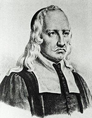 Giovanni Alfonso Borelli - Image: Giovanni Alfonso Borelli