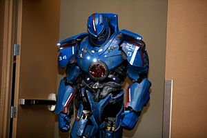 Immagine Gipsy Danger cosplayer (12163739983).jpg.