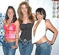 Girl, Kayla Paige, Bianca Dagger at Evil Angel Party 1.jpg