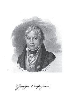 Giuseppe Compagnoni Italian journalist