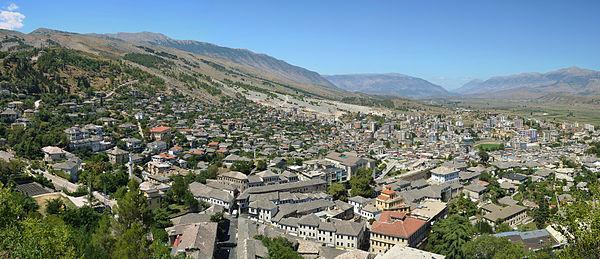 Gjirokastёr, Albania