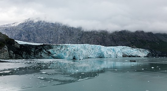 Margerie Glacier, Glacier Bay National Park, Alaska, United States