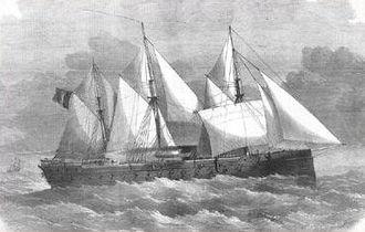 Warship - Image: Gloire