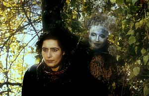 Amos Gitai - Ophrah Shemesh and Hanna Schygulla in Golem, the Spirit of the Exile, 1991