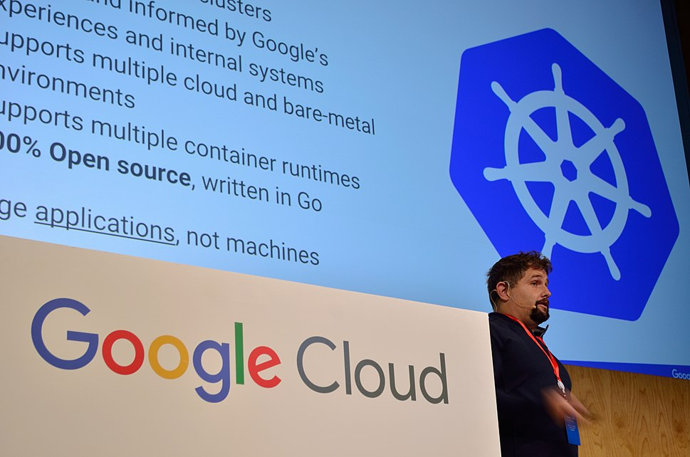 GoogleCloudKubernetes