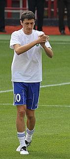 Goran Maznov Macedonian footballer