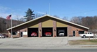 Gorham, New Hampshire - Gorham Fire Department, 2009