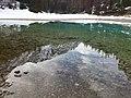 Grüner See - Spiegelung - panoramio.jpg