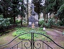 Grabstätte Jan Fedder