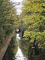 Grand Union Canal as it passes under Dove House Lane Solihull - geograph.org.uk - 90368.jpg