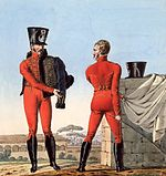 The 6th Hussars were in Sahuc's division in 1809.