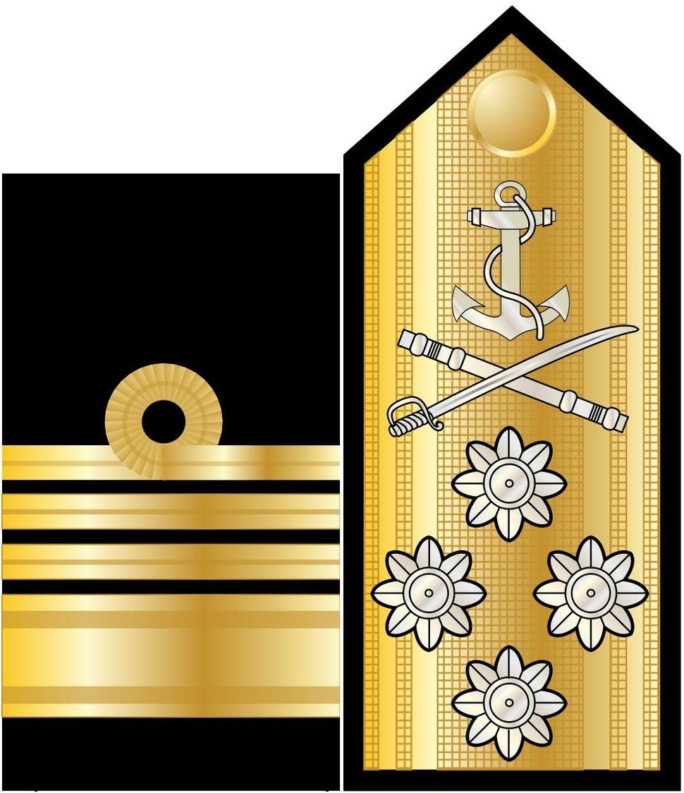Greek-Admiral