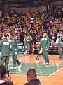 Greg Stiemsma and Celtics warm up.jpg